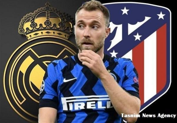 اریکسن به رئال مادرید و اتلتیکو مادرید پیشنهاد شد