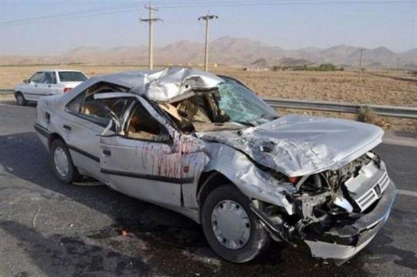 تصادف پژو و تریلی 6 مصدوم بر جای گذاشت
