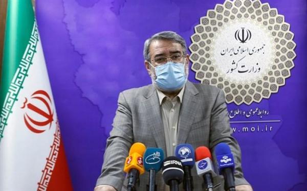 پاسخ وزیر کشور درباره احتمال تعطیلی تهران