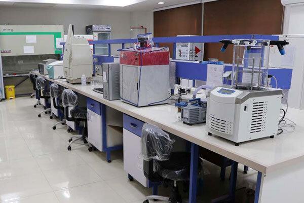 عرضه یک دستگاه آزمایشگاهی با یک دهم قیمت مشابه خارجی