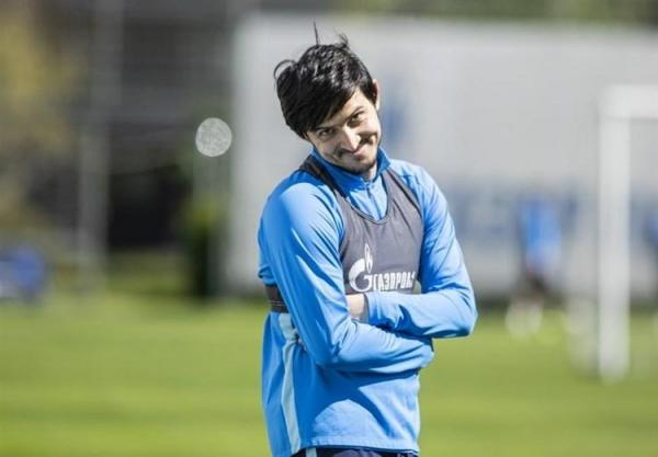 دومین بازیکن برتر آسیا ایرانی است