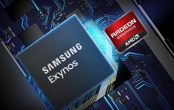 تراشه های اگزینوس با پردازنده گرافیکی AMD زودتر از انتظار عرضه می شوند
