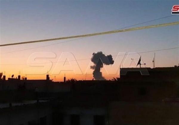 وقوع انفجار مهیب در مرز لبنان و سوریه