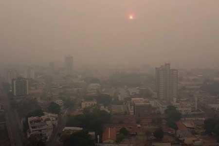 دی 99، آلوده ترین ماه تهران در 10 سال گذشته