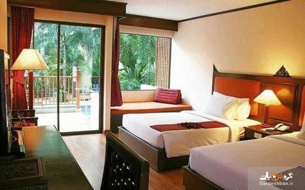 بومان بوری پوکت؛ هتلی 3ستاره، مجهز و شیک در نزدیکی ساحل پاتونگ و مراکز خرید