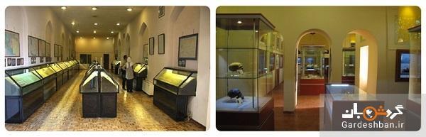 موزه پارینه سنگی زاگرس از جاذبه های دیدنی کرمانشاه، عکس