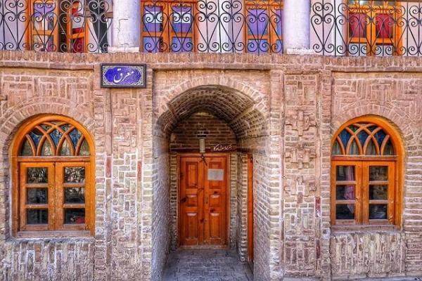 فعالیت 14 کارگاه صنایع دستی در خانه تاریخی جاجرمی بجنورد