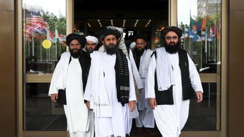 طالبان ادعای خزانه داری آمریکا در مورد القاعده را رد کرد
