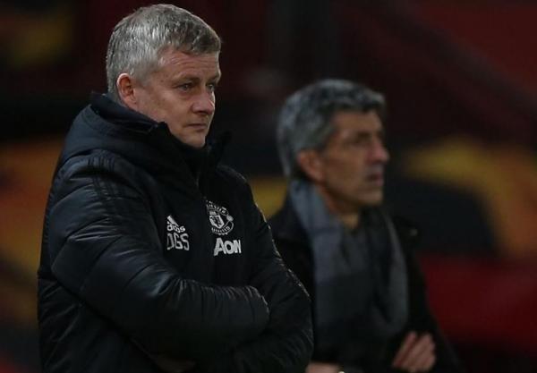 سولسشایر: بابت صعود به یک هشتم نهایی لیگ اروپا باید مسرور باشیم چون سوسیه داد تیم خوبی است