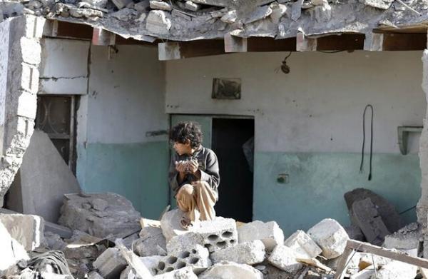سازمان ملل: 8000 یمنی ظرف 2 هفته درگیری در مأرب آواره شدند