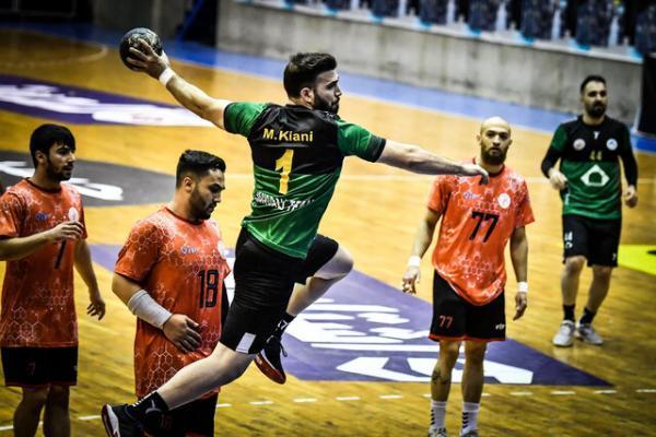 لیگ برتر هندبال مردان، مس کرمان روی نوار باخت