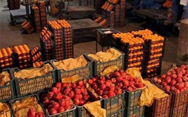 80 نقطه در استان تهران میوه شب عید را توزیع می نمایند