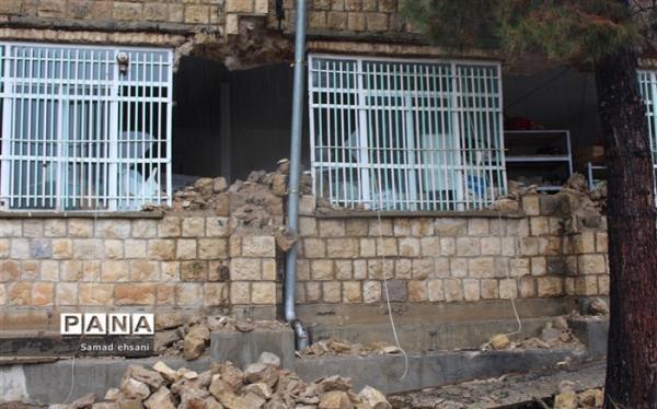 تعداد مصدومان زلزله سی سخت به 61 نفر رسید؛ 7 نفر بستری شدند