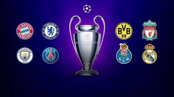 قرعه کشی یک چهارم نهایی لیگ قهرمانان اروپا؛ بایرن مونیخ - پاری سن ژرمن، رئال مادرید - لیورپول