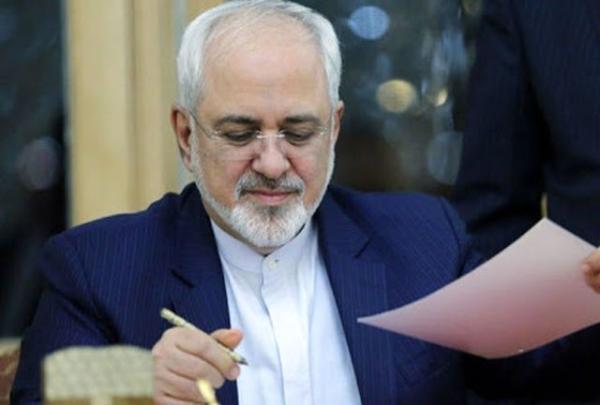 ظریف: رای امروز دیوان لاهه پیروزی حقوقی دیگری برای ایران است خبرنگاران
