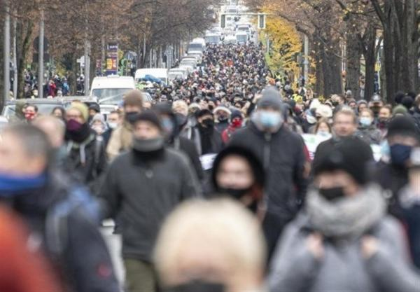دلسردی روزافزون شهروندان از دولت آلمان در دوران کرونا