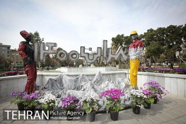 استقبال مردم از احیای سنت شلیک توپ تحویل سال در پایتخت