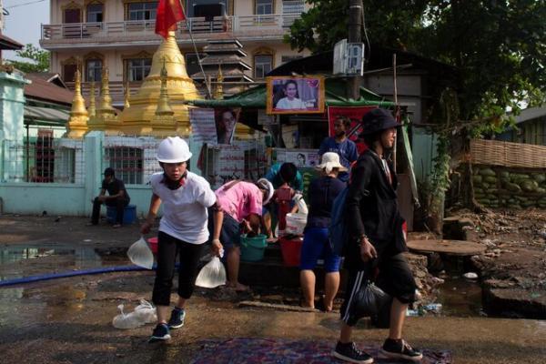 دسترسی به اینترنت در میانمار محدودتر شد