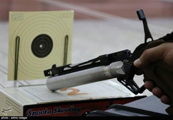 اردوی تیم ملی تیراندازی در مجارستان یا صربستان