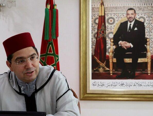 وزیر امور خارجه مغرب تهدید به قطع روابط با اسپانیا کرد