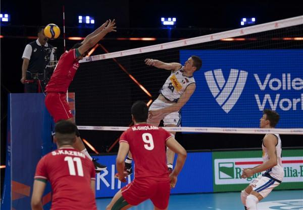 لیگ ملت های والیبال، اعلام ترکیب ایران برای ملاقات مقابل آمریکا