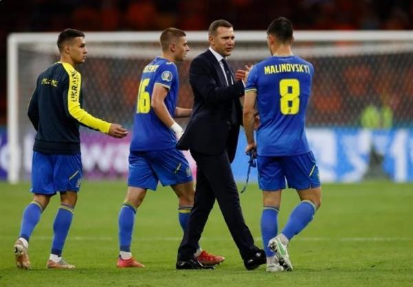 یورو 2020، شوچنکو: گل سوم هلند حاصل اشتباه خودمان بود، از بازیکنانم تشکر می کنم