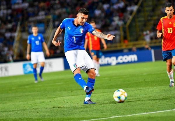 هافبک تیم ملی ایتالیا یورو 2020 را از دست داد