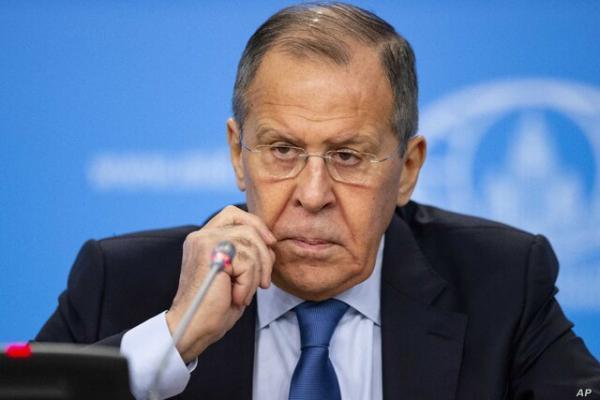 لاوروف: روسیه جاه طلبی ابرقدرتی ندارد