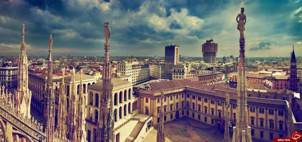 معرفی جاذبه های گردشگری شهر میلان ایتالیا