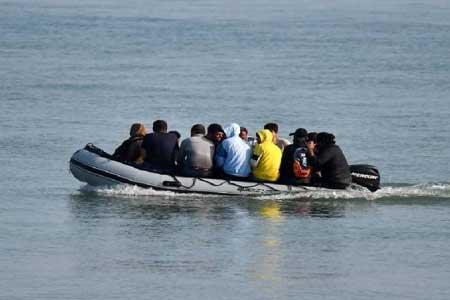 کشف 21 جسد مهاجران در دریای مدیترانه