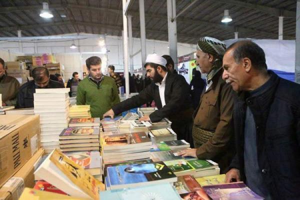 بیش از یک میلیون جلد کتاب از کردستان به عراق صادر شد