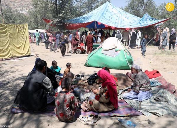 فرار غیرنظامیان افغان از جهنم طالبان
