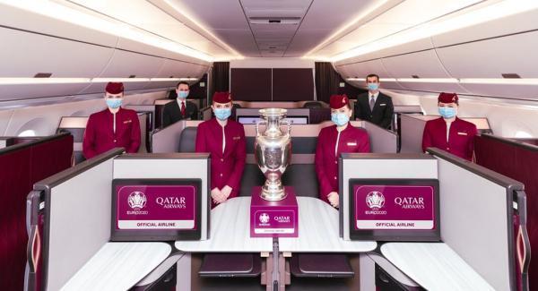 قطر ایرویز برترین ایرلاین دنیا در سال 2021