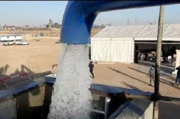 بهره برداری از 14 پروژه بخش آب در خراسان رضوی در هفته دولت