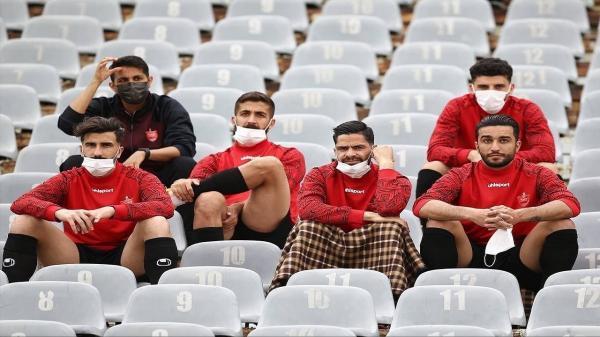مصدومان تیم فوتبال پرسپولیس راهی عربستان می شوند