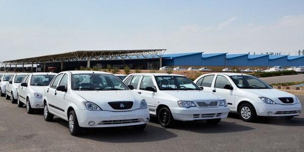 رشد قیمت خودرو های سایپا در بازار امروز 11 مهر 1400